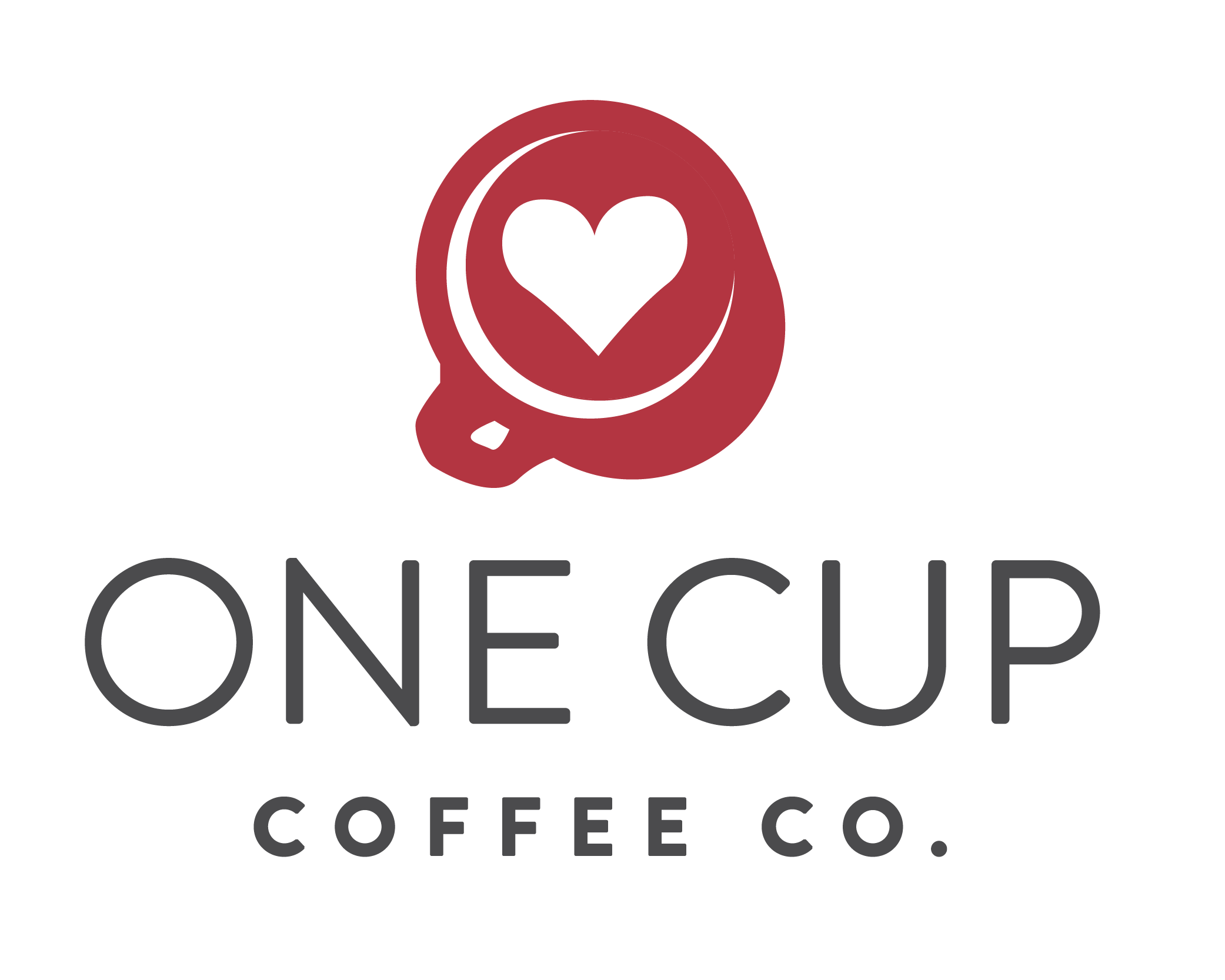 One Cup Coffee Co logo