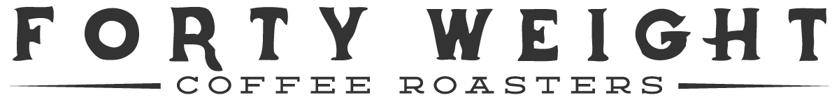 Forty Weight Coffee Roasters logo