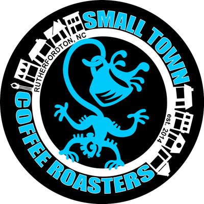 Small Town Coffee Roasters logo