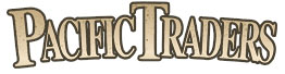 Pacific Traders Coffee Co logo
